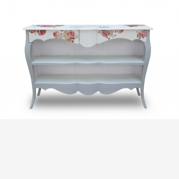indonesia furniture Chest 3 Drawers