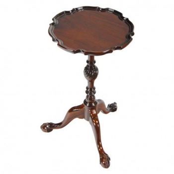 indonesia furniture Chippendale Wine Table