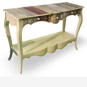indonesia furniture Console 3 Drawer 2