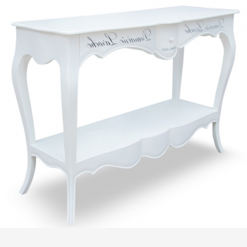 indonesia furniture Console 3 Drawer 4