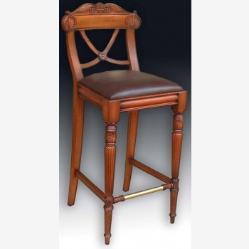indonesia furniture Empire Barstool