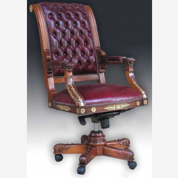 indonesia furniture Empire Office Chair
