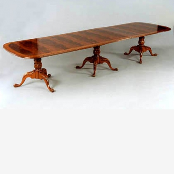 indonesia furniture Fransiscan Rectangular Extended Table 200/2360