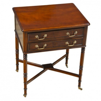 indonesia furniture Ghany Small table 2 Drawers