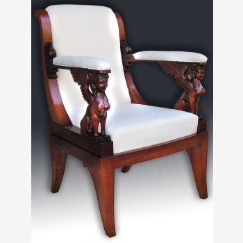 indonesia furniture Lady Wing Chair