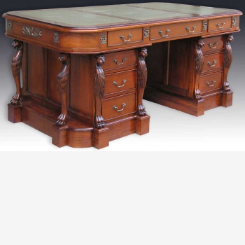 indonesia furniture Lion President Desk