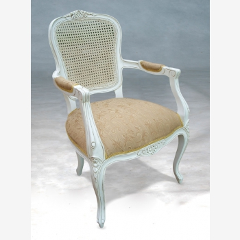 indonesia furniture Louis Rattan Back Armchair