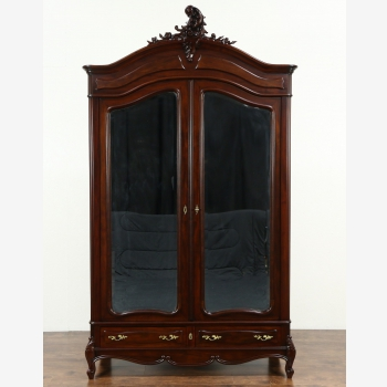 indonesia furniture New French Armoire