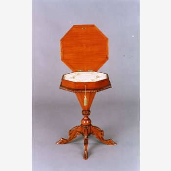 indonesia furniture Octagonal tea table