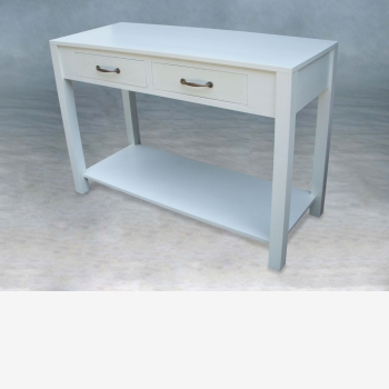 indonesia furniture Plain Console 2 Drawer