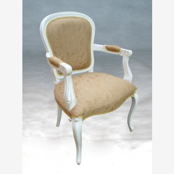 indonesia furniture Plain Louis Armchair