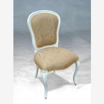 indonesia furniture Plain Louis Sidechair