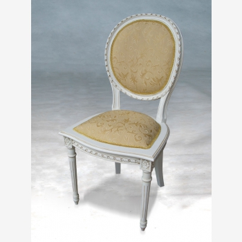 indonesia furniture Rococco DS Sidechair