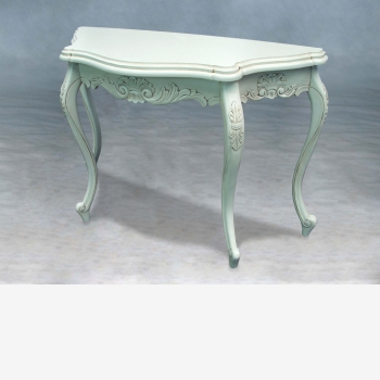 indonesia furniture Serpentine Console