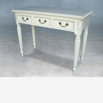 indonesia furniture Sheraton Console 3 Drawer